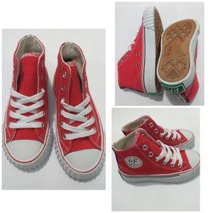 Little Kids PF Flyers sneakers_ size 10.5 us